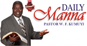 DCLM Daily devotional by Pastor Kumuyi