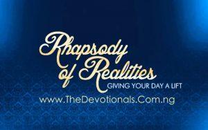 download rhapsody of realities pdf