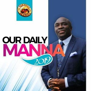 Our daily manna Devotional