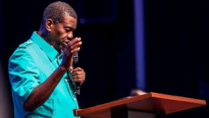 Pastor EA Adeboye Open heavens