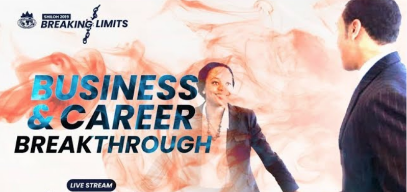 Shiloh 2019 Business and Career Breakthrough Live Stream