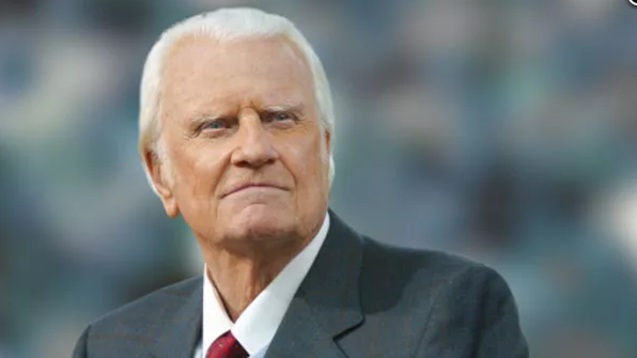 billy graham Evangelical ministries
