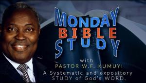 DCLM BIBLE STUDY LIVESTREAM