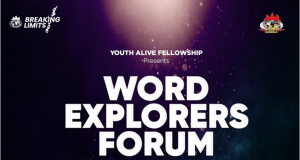 Winners Chapel Youth Alive Word Explorers Forum Daily Devotionals