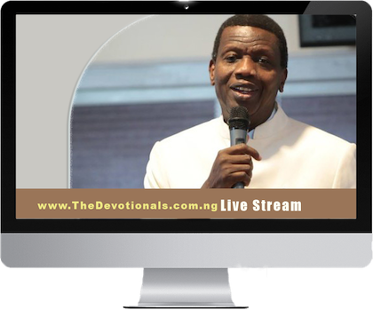 Watch RCCG Service online
