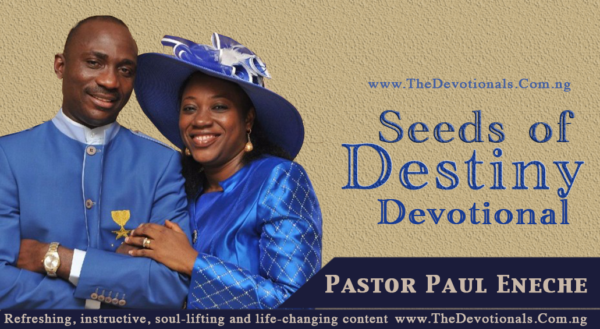 SEED OF DESTINY DEVOTIONAL