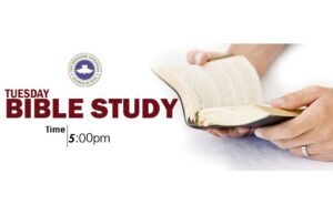 RCCG BIBLE STUDY DIGGING DEEP