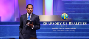 Rhapsody of Realities By Pastor Chris