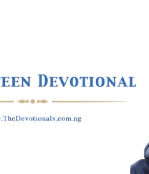 Joel osteen Devotional
