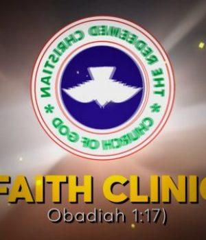 Watch RCCG Faith Clinic Live Broadcast