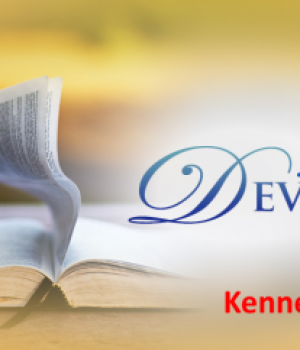 Kenneth Copeland daily devotional