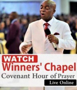 covenant day of prayer live stream