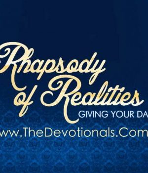 download rhapsody of realities pdf